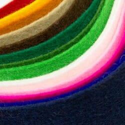 1.2 mm Wool Felt Sheets